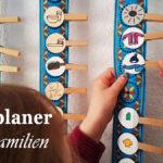 DIY | Tagesplaner für Familien