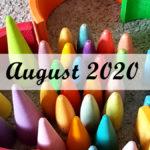 Im letzten Monat | August 2020