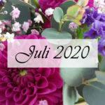 Im letzten Monat | Juli 2020