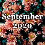 Im letzten Monat | September 2020