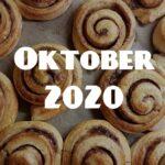 Im letzten Monat | Oktober 2020