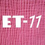 ET-11 | Kind 5