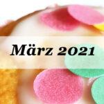 Im letzten Monat   März 2021
