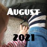 Im letzten Monat   August 2021